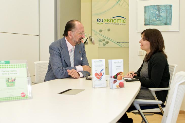 foto Dr. Juan Sabater Tobella, presidente de Eugenomic y especialista en medicina preventiva genómica - 1