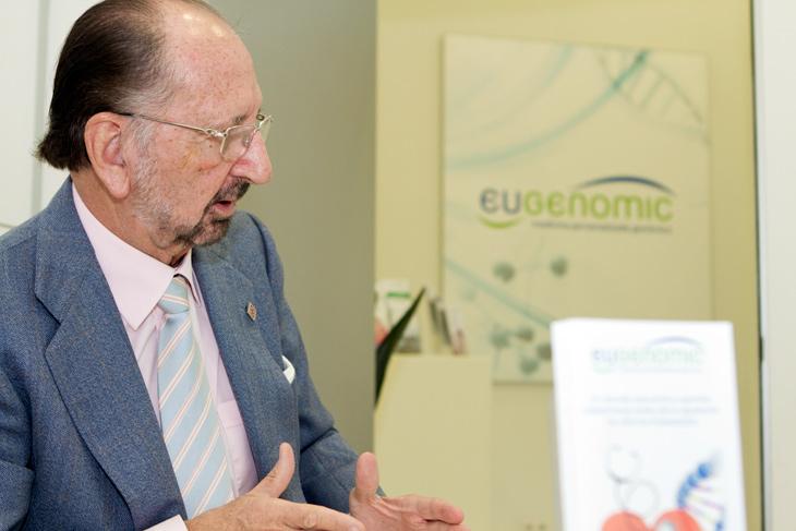 foto Dr. Juan Sabater Tobella, presidente de Eugenomic y especialista en medicina preventiva genómica - 3