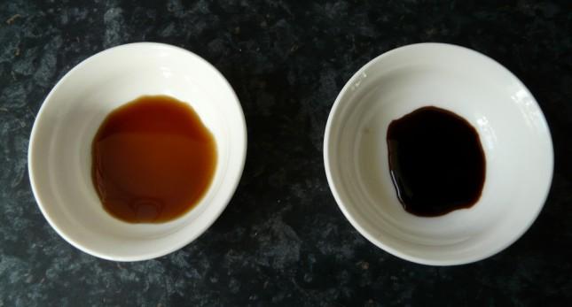 comparacion soja