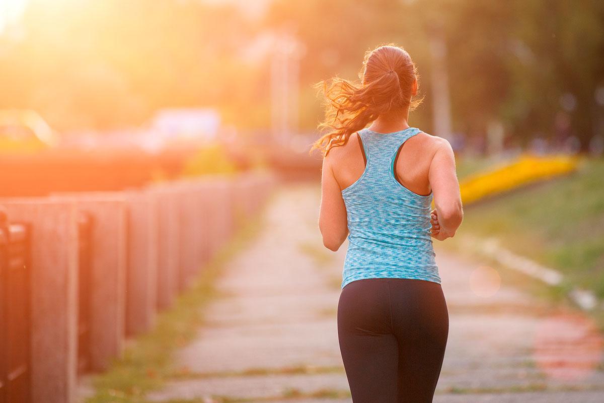 deporte correr