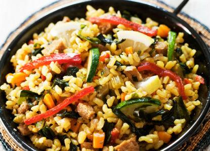arroz bio