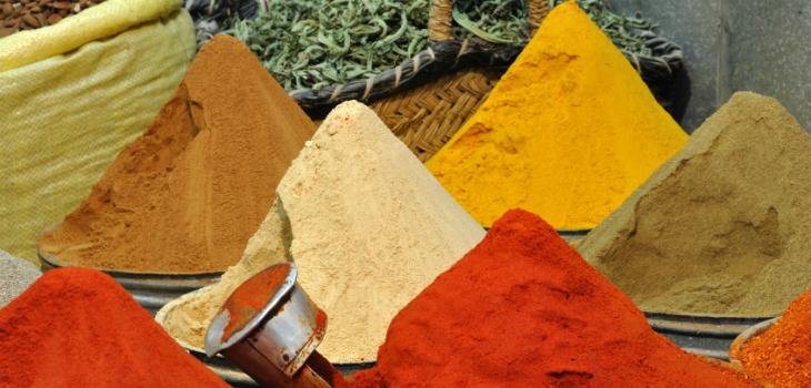 Cocinar Con Especias | Cocinar Con Especias Y Hierbas Aromaticas En Cataluna Soy Como Como