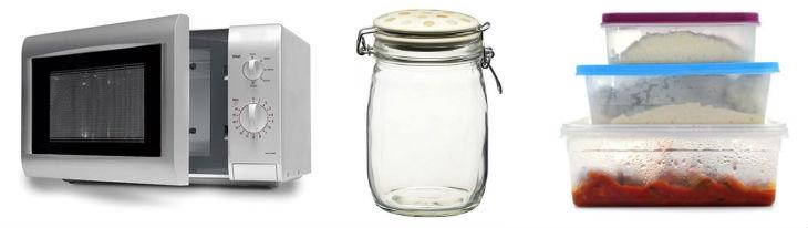 objetos conservacion