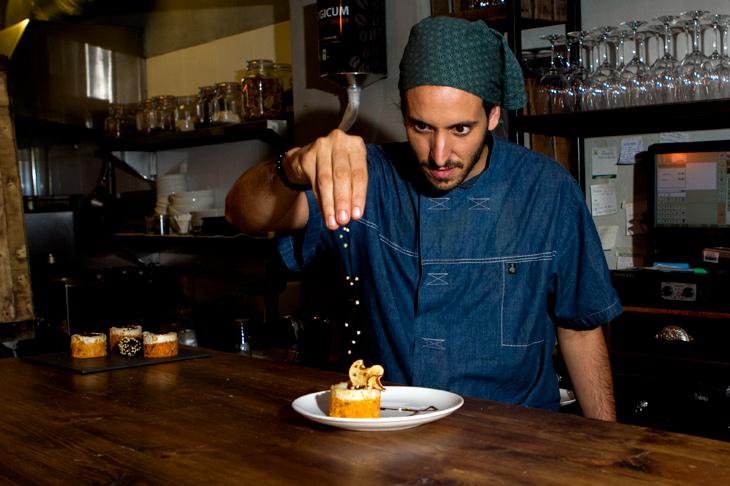 foto Javier Medvedovsky, chef crudivegano - 5