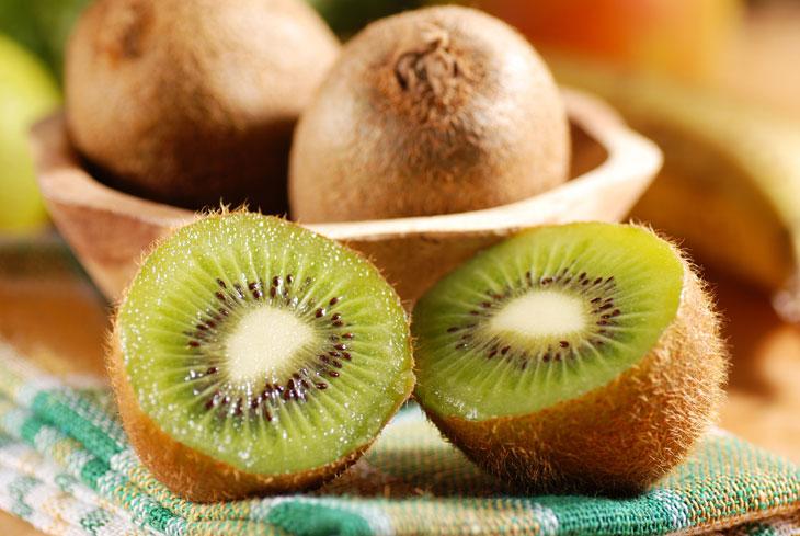 Propiedades y beneficios para la salud del kiwi