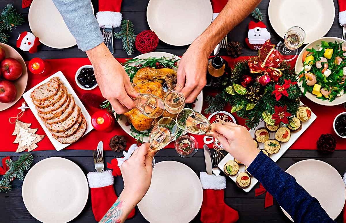 Olga Cuevas explica cómo sobrevivir a los excesos de la Navidad