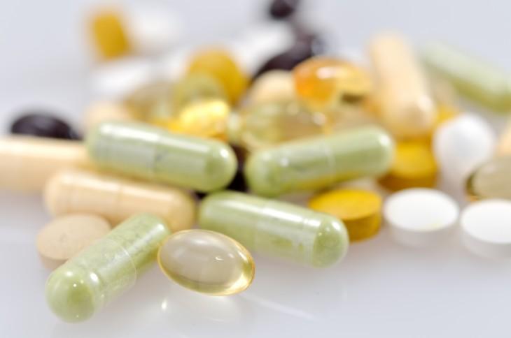 vitaminas pastllas