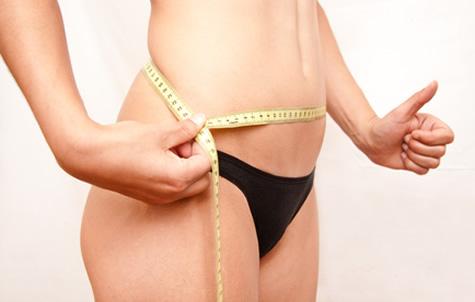 perder peso mujer