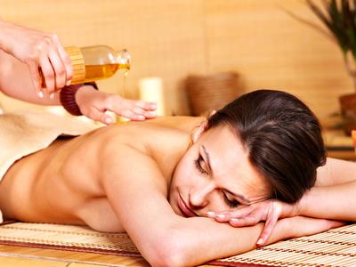 aceite masaje