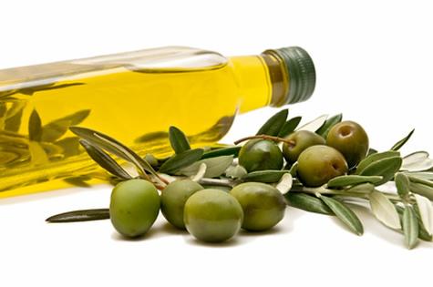 botella aceite oliva