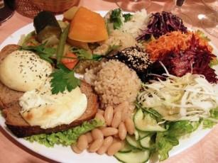 cena macrobiotica