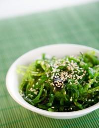 wakame alga