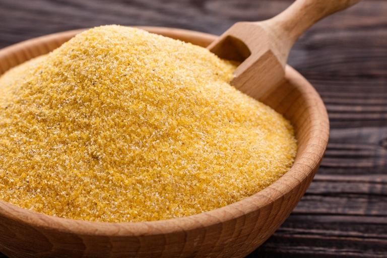 Propiedades y beneficios para la salud de la polenta