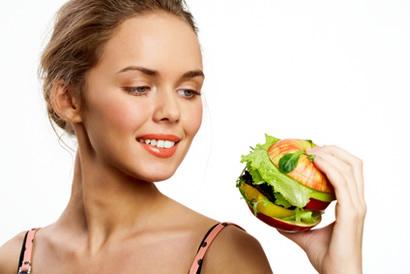 dieta mujer
