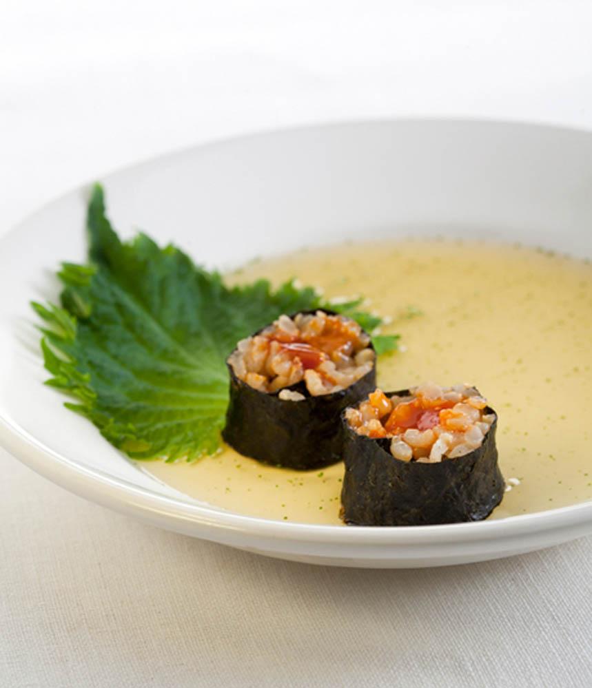 sushi benbassat