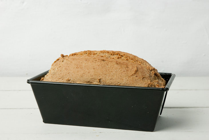 Receta de pan de trigo sarraceno