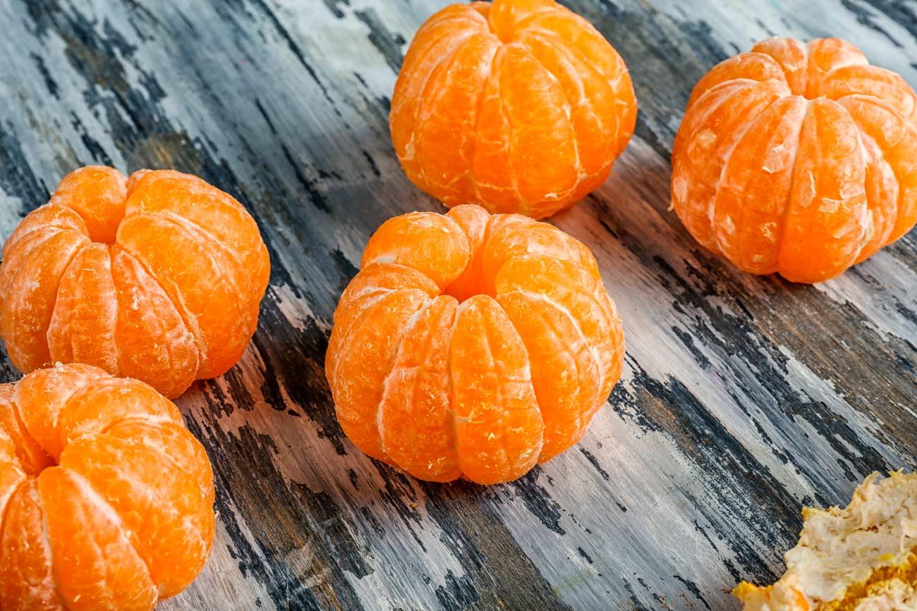 Propiedadees y beneficios para la salud de las mandarinas