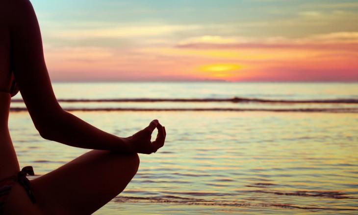 Meditación. Relación de las cándidas con los atracones de dulce nocturnos