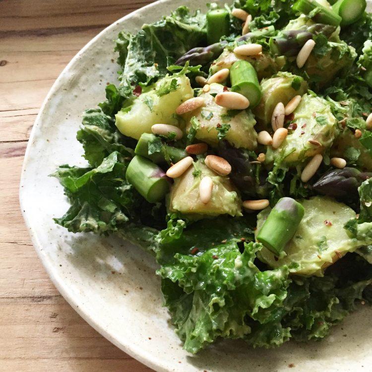 Alioli Kale Salad