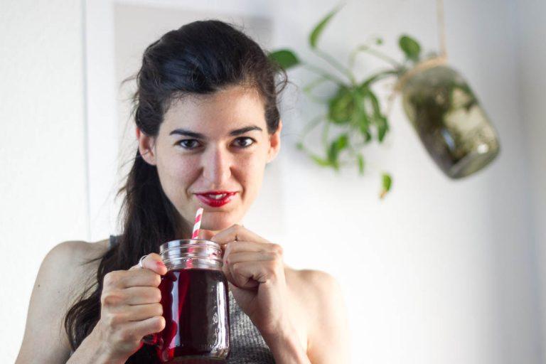foto Lucía Gómez, experta en nutrición natural y profesora de cocina saludable - 1