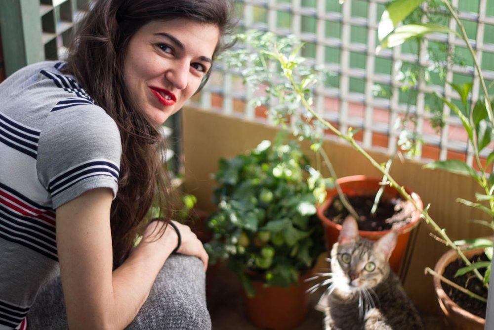 foto Lucía Gómez, experta en nutrición natural y profesora de cocina saludable - 4