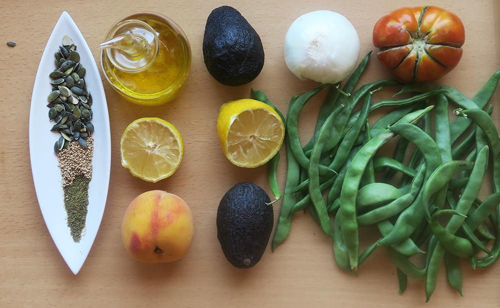 Ingredientes Ensaladilla de Judía Verde
