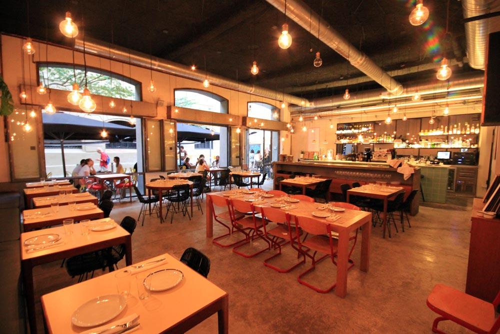 restaurant lando sala