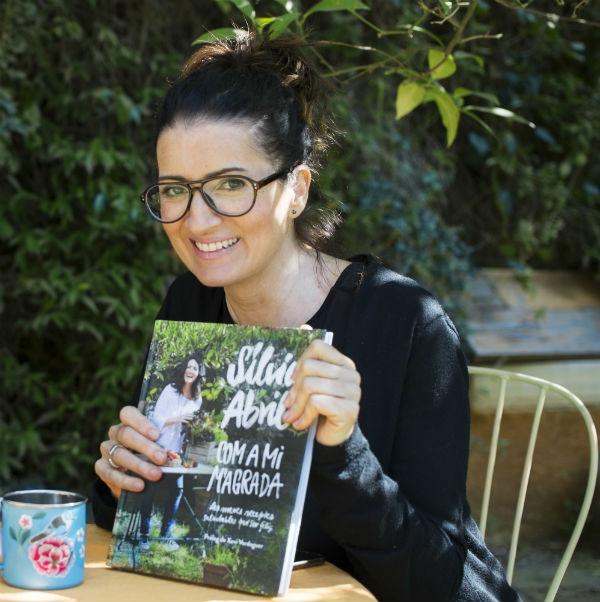 """Sílvia Abril y su libro """"Como a mí me gusta"""""""
