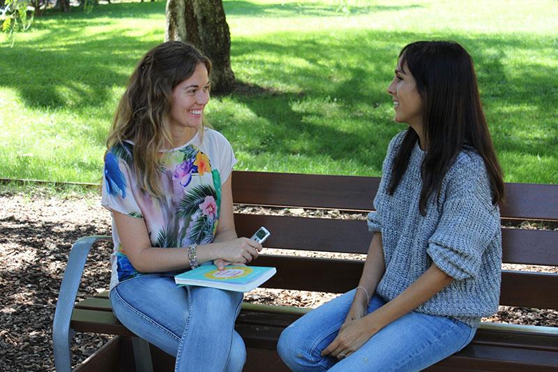 Núria Roura, coach de salud y alimentación y autora del libro Aprende a vivir, aprende a comer