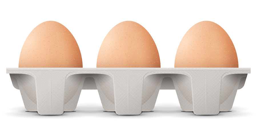 Cómo sustituir el huevo en la dieta vegana