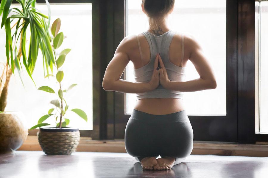 deporte yoga