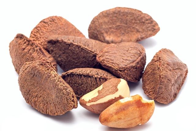 Las Nueces De Brasil Beneficios Para La Salud De La Tiroides Soy Como Como