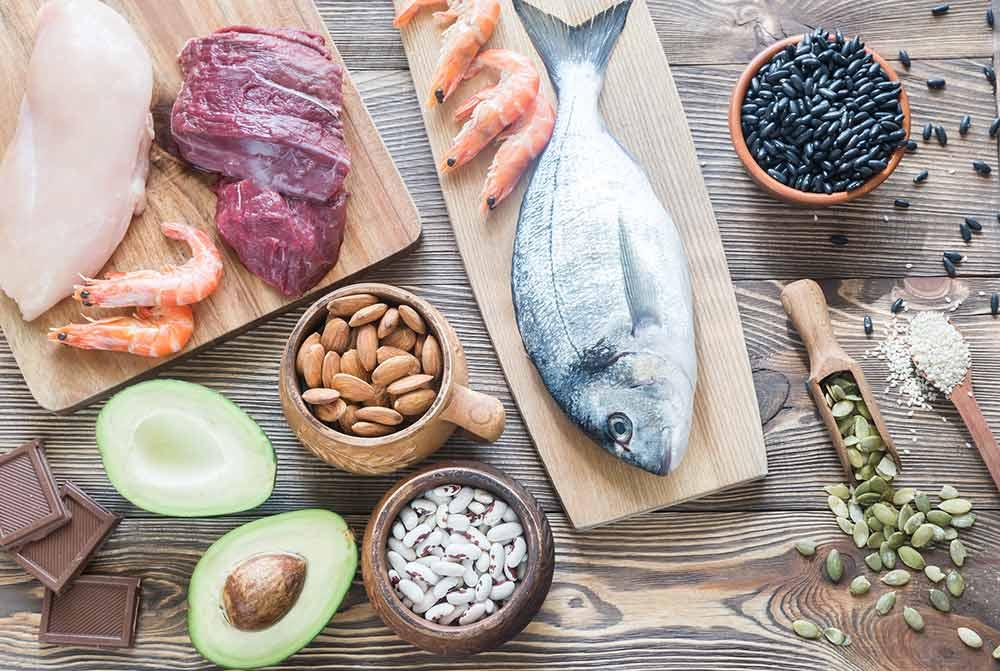 Alimentos ricos en zinc para cuidar la glándula tiroides