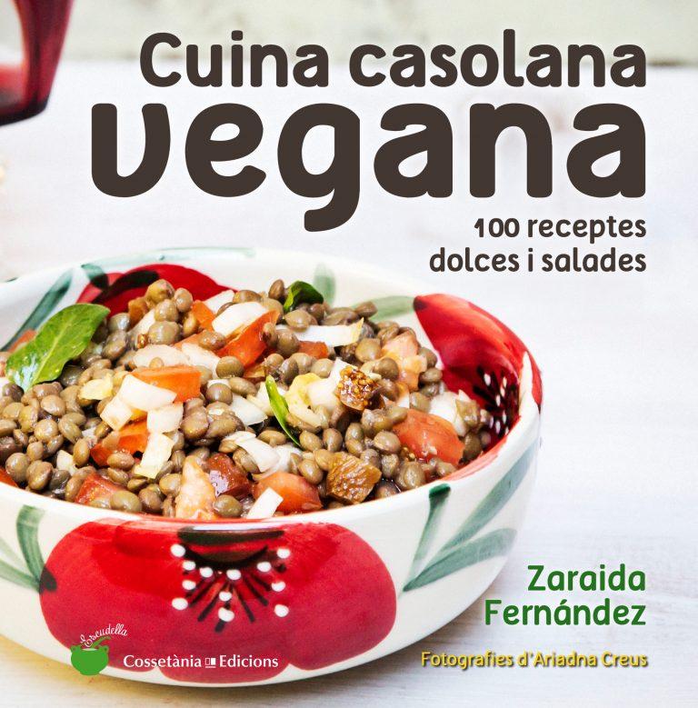 Cuina casolana Vegana