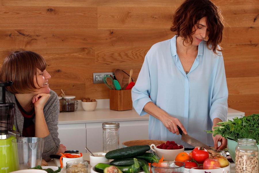 Marta Vergés, coach nutricional y autora del libro