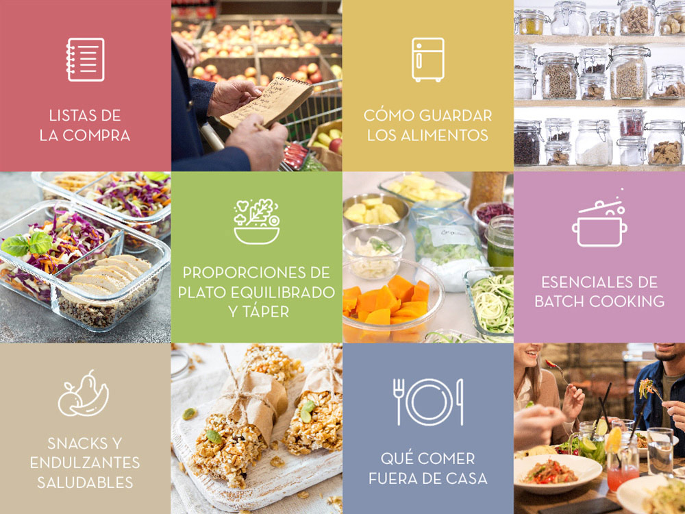 Curso online 'Alimentación healthy para principiantes'