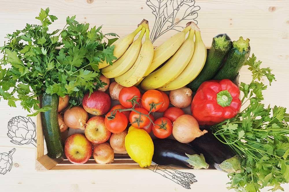 ¿Quieres fruta y verdura eco a domicilio en 24 hores?