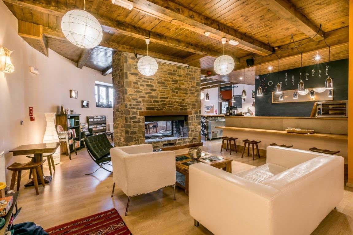 Iori: El hotel zen de montaña en el corazón de Vielha