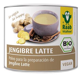 Jengibre Latte Raab Vitalfood
