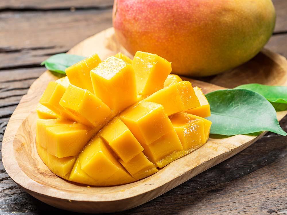 Propiedades y beneficios de la salud del mango