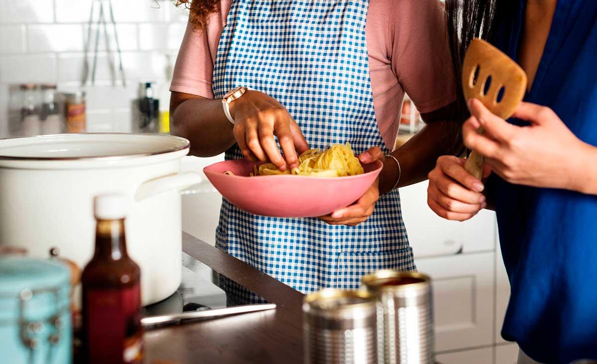 10 trucos de cocina para mejorar la salud