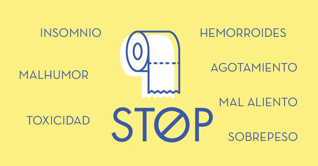 Curso online Stop estreñimiento
