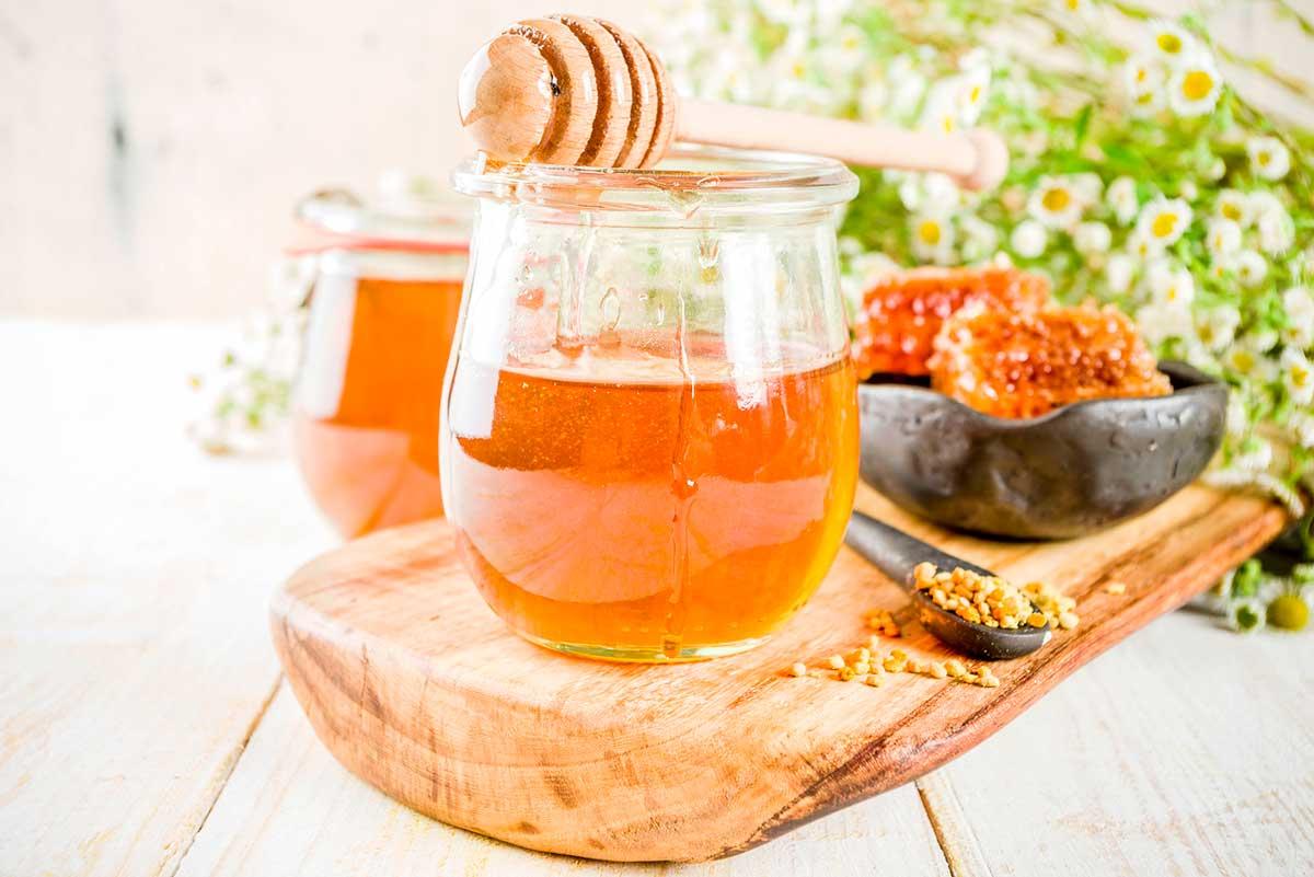 la miel cruda beneficia a la diabetes