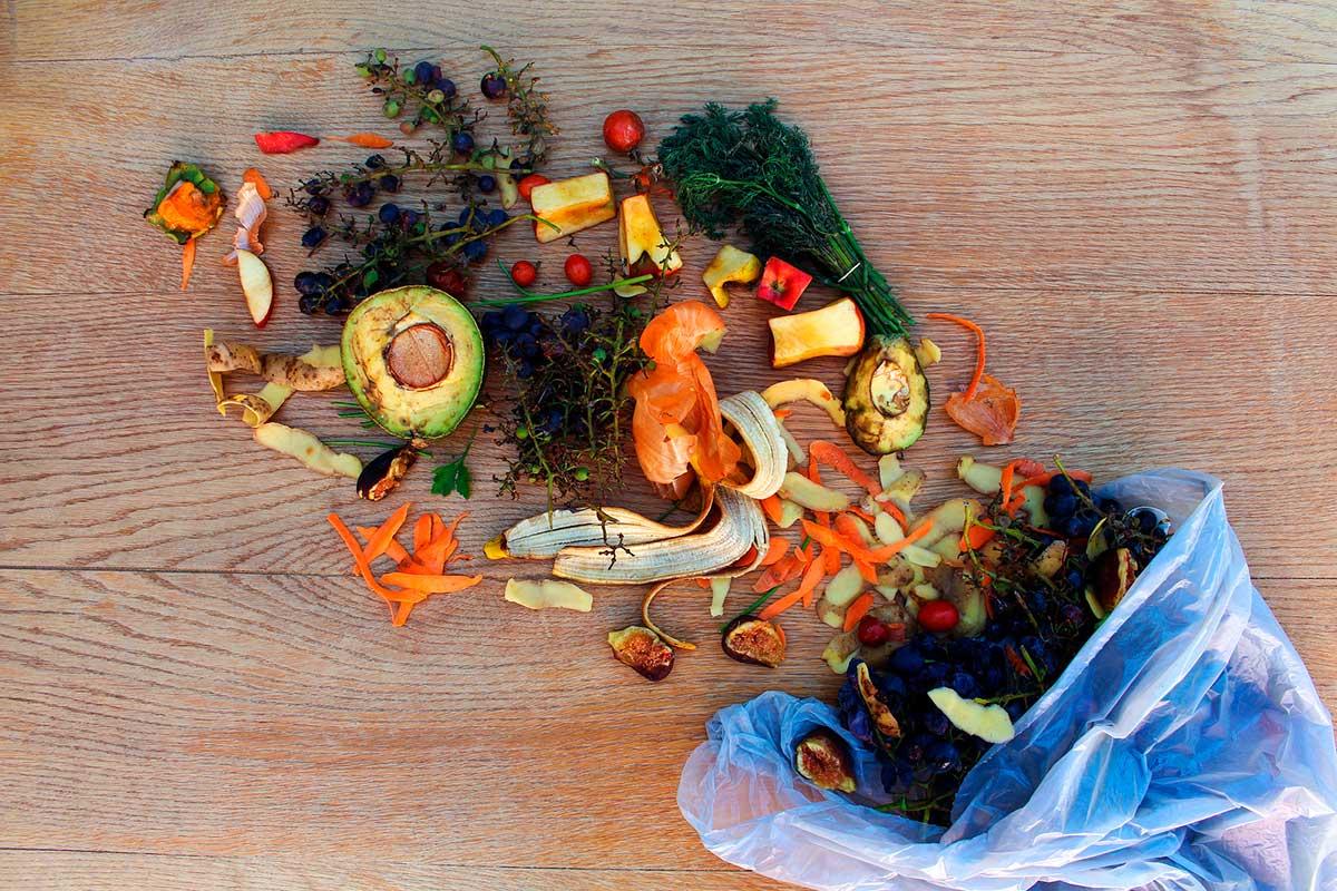 Guía antidespilfarro alimentario