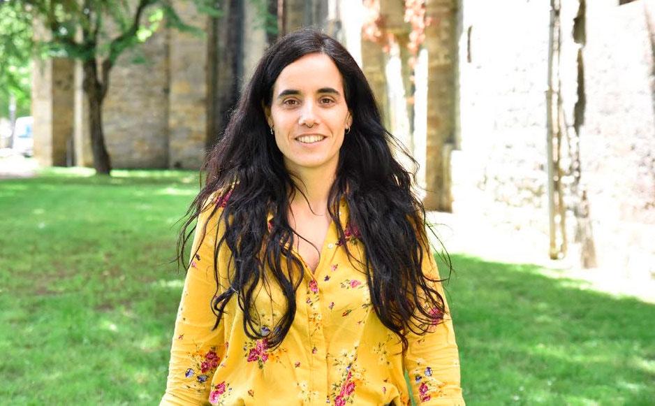 Nerea Zorokiain, autora del libro Fermentación
