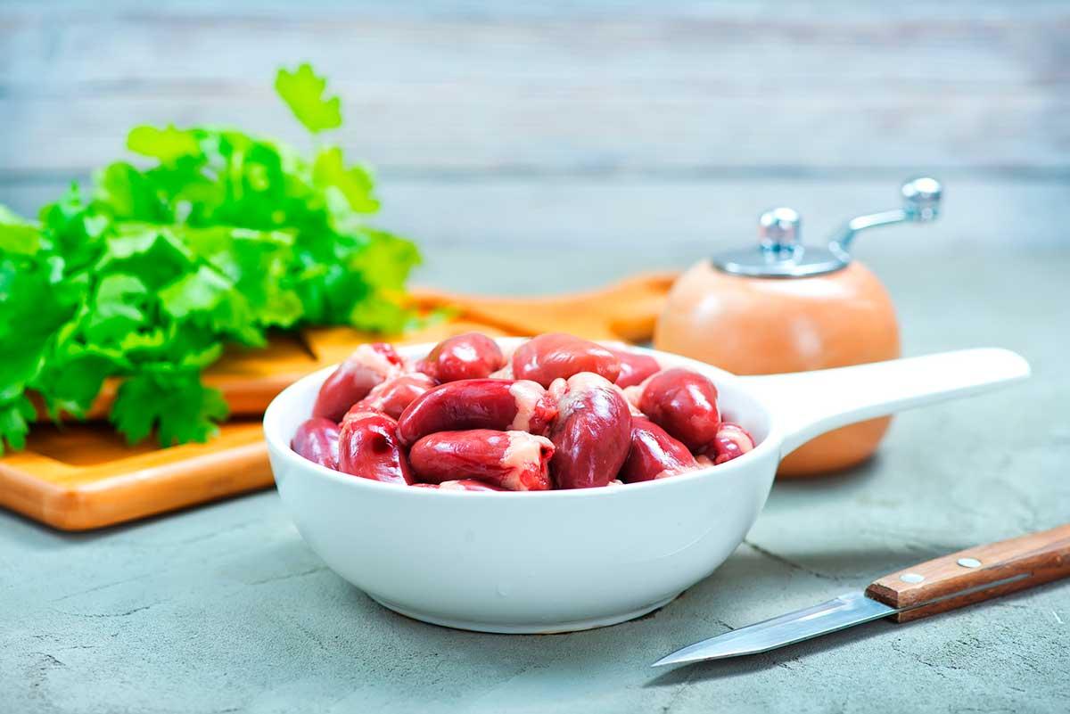 Comer riñones es saludable