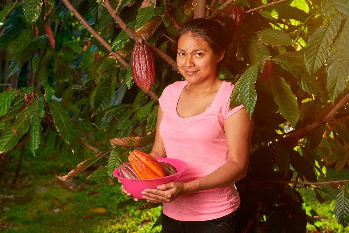 Alianza entre Oxfam Intermón y Veritas para el comercio justo