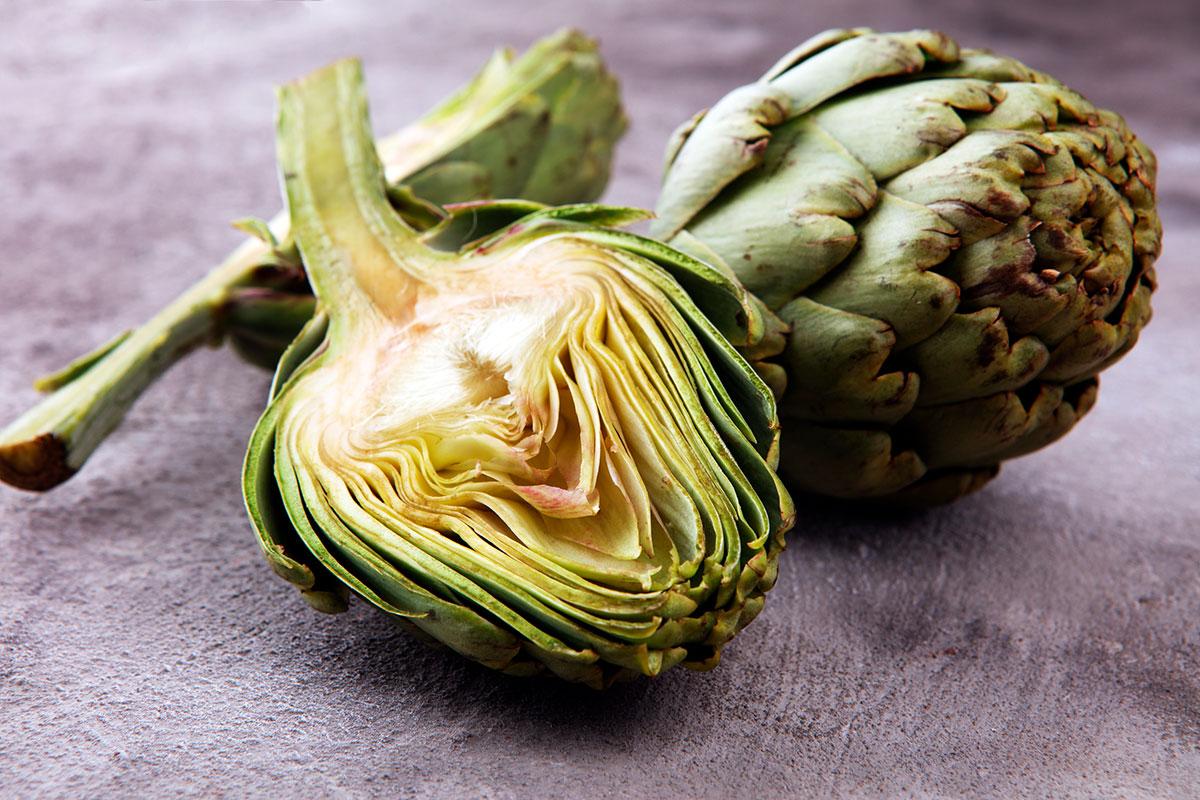 Propiedades y beneficios para la salud de las alcachofas