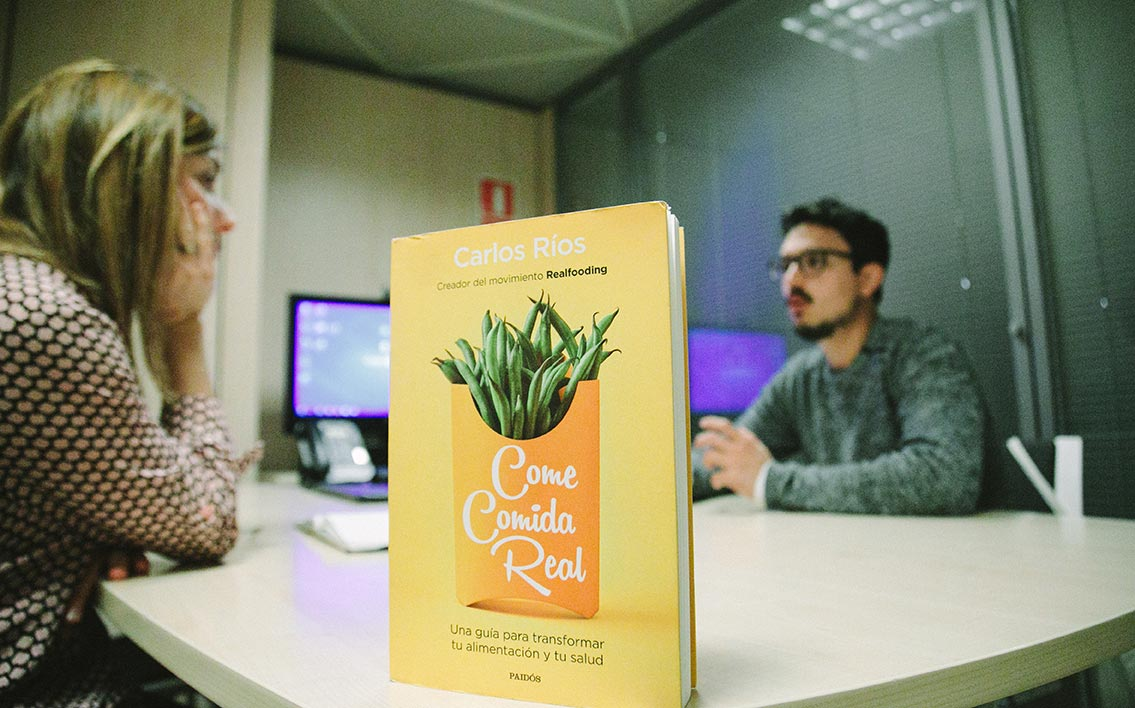 Entrevista a Carlos Ríos
