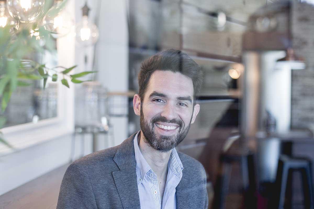 Entrevista a carlos Ferrando, nutricionista